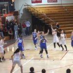 Girls Varsity Basketball beats Horton 61 – 41