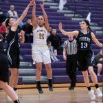 Girls Varsity Basketball beats Eisenhower 51 – 36