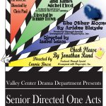 Night of No Brainers: An Evening of Senior Directed One Acts