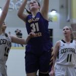 Girls Varsity Basketball falls to Andover Central 44 – 35