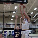 Boys Varsity Basketball falls to Arkansas City 55 – 50