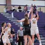 Girls Varsity Basketball beats Maize South 44 – 30