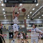 Boys Varsity Basketball falls to Maize South 73 – 67