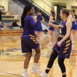 Sub-State Girl's Basketball Photos