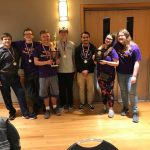 Chess Team Wins 5A State