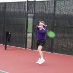 Varsity Tennis Home Opener