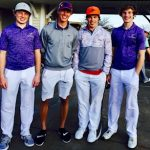 Hornet Golfers tie for 5th at Sand Creek