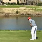 Hornet Golfers finish 4th at Auburn