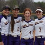 Softball Sweeps Campus on Senior Night