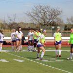 Girl's Soccer vs Goddard