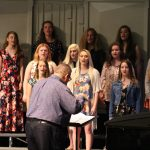 Photos: HS Choir and Mass Band Concert