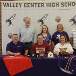 Watkins Signs with Hesston College