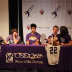 Hornet Football Class of 2022 Signing Day
