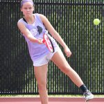 Tennis Practice Photos