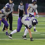 Football Midseason Report: Hornet Defense Steps Up