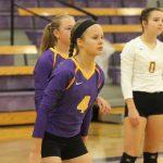8th Grade Volleyball Photos