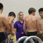 Boy's Swimming at Newton Photos