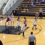 Valley Center Girls lose to Andover Central 57-45