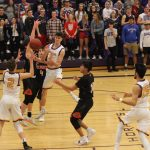 Hornets beat Ulysses; Advance to Semi's vs. Heights