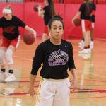 Girl's Basketball Photos vs Wellington