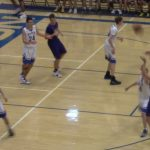 Boys Varsity Basketball falls to Hutchinson 54 – 51