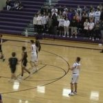 Boys Varsity Basketball falls to Andover Central 76 – 53