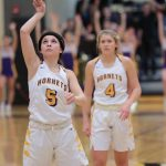 Hornets Fall to Tigers on Senior Night