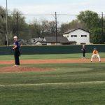Varsity Baseball drops games at Ark City; JV wins