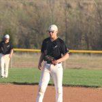 JV Baseball on Fire
