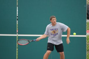 League Tennis Photos