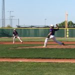Graham's No-Hitter leads Hornets in Split with South