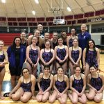 Girl's Swimming Wins Spring GPA Competition