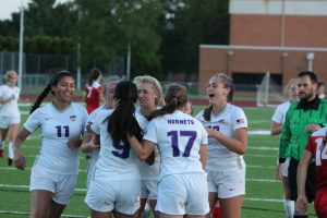 Quarterfinals Girl's Soccer Photos