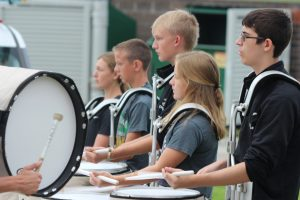 Fall Sports and Activities Practice Photos