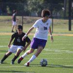 Boy's Soccer Photos vs. Newton