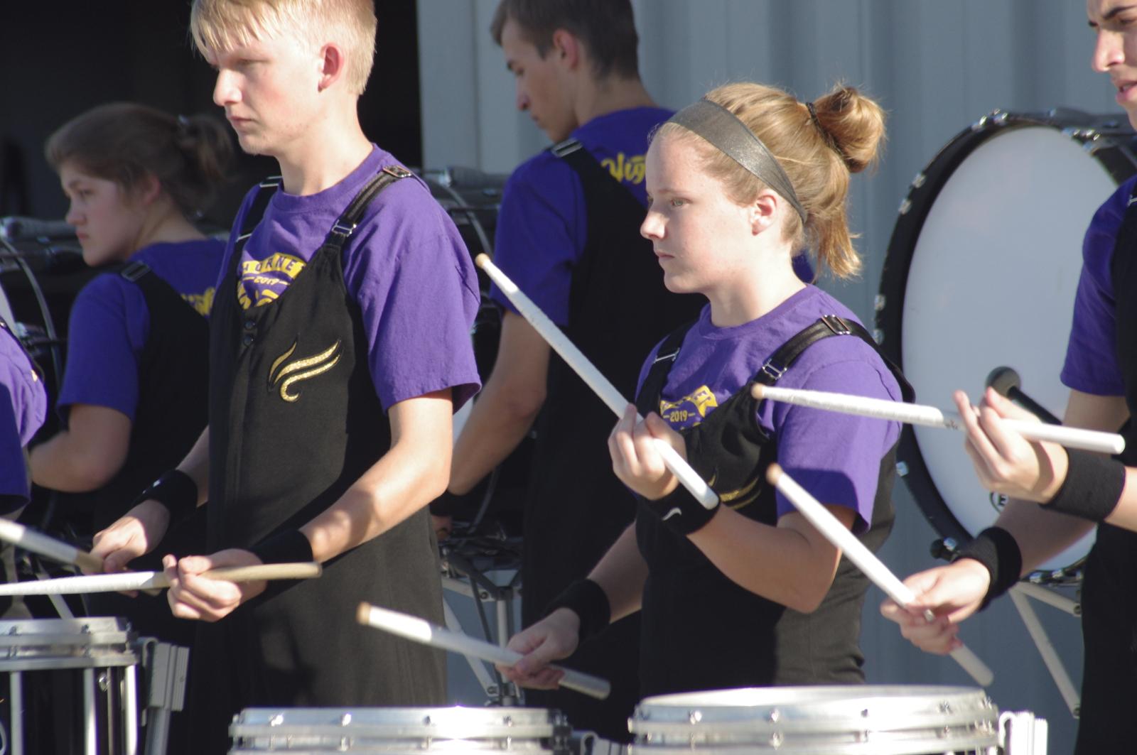 Band Recap