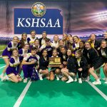 Cheerleading Places 3rd at State