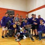 Valley Center Wrestlers finish 2nd at Clay Center Tournament