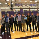 Valley Center Wrestling Team Defeats #10 ranked Maize South
