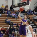 Hornets lose in OT on road at Ark City