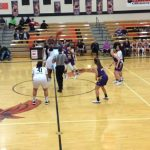 Valley Center Girls Win at Orange and Black