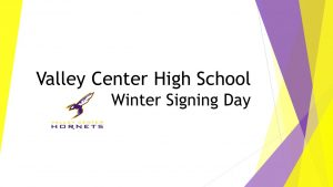 Winter Signing Day 2020