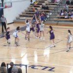 Girls Varsity Basketball beats Goddard 39 – 37