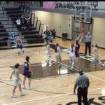 Girls Varsity Basketball falls to Maize South 42 – 33