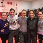 Girls Wrestling Team Make History at 1st Annual Girls West Super Regionals
