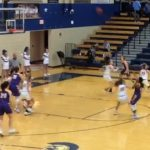 Girls Varsity Basketball falls to Andover 32 – 26