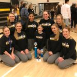 Dance Team Competes at IDC