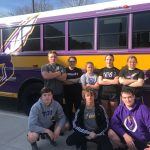 Hornets Compete at State Powerlifting Meet