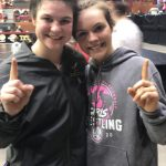 Lady Wrestlers Compete in Historic Inaugural Girls State Wrestling Tournament