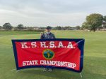 Matilyn Newman Places 7th at 5A Girls State Golf  Tournament